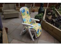 Patio Chair & Lounger