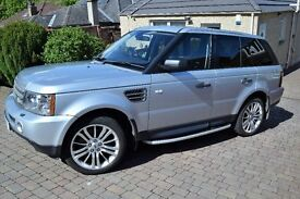 Range Rover Sport 2009. Low Mileage