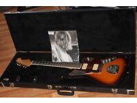 For Sale Kurt Cobain Fender Jaguar -3 New and unused in vintage hard case and relevant paperwork