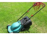 BOSCH ROTAK 320 - ELECTRIC LAWN MOWER