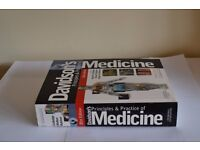 Davidson's Principles and Practice of Medicine 21st Edition - Great condition