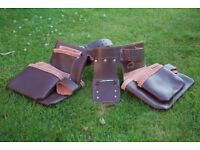 Dakota tool belt for sale (sold by Rutland; called 'The World's Finest Leather Tool Belt').
