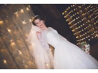 Wedding Dress Amelia Sposa (Elza) Size 8