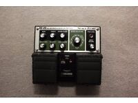 BOSS RE 20 Space Echo/Reverb Pedal