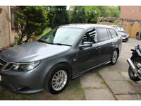 Saab 93 estate tid 150 grey