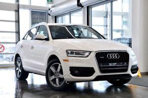 2015 Audi Q3 2.0T Progressiv QUATTRO * TOIT * CUIR * GARANTIE
