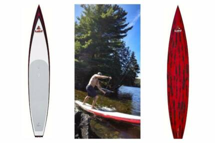 Laird LXR 12'6 Carbon stand up paddle board + BONUS FREE SHIPPING