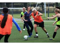 FREE Women's Football Sessions!