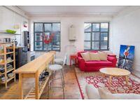 MASSIVE 1 Bed Warehouse Apartment Studio! Open Plan! London Fields WOW
