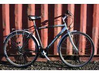 Probike Enterprise Hybrid Bike 21 Inch Fully Serviced Free Lock