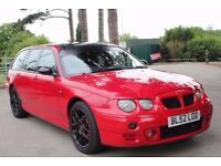 MG Zt-T 2.5 180 + Sports 5dr 9 MONTH MOT