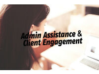 Virtual Assistant - Admin Assistance and Client Engagement