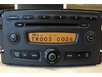 SMART FORTWO RADIO CD MP3 PLAYER- DELIVERED