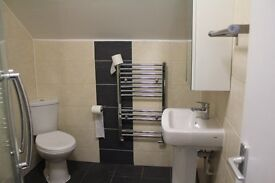 Stunning large ensuite rooms in shared professional house