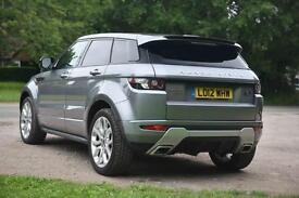 Land Rover Range Rover Evoque SD4 DYNAMIC LUX (grey) 2012-06-26