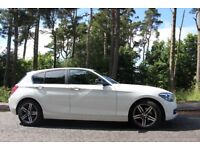 BMW 116i 5 door hatch (F20), £2,000+ in options (current shape, pre LCI)