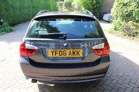 BMW 318D estate 2006 11 months MOT