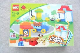 LEGO DUPLO MY FIRST BUILD – MODEL No 4631 EXCELLENT CONDITION
