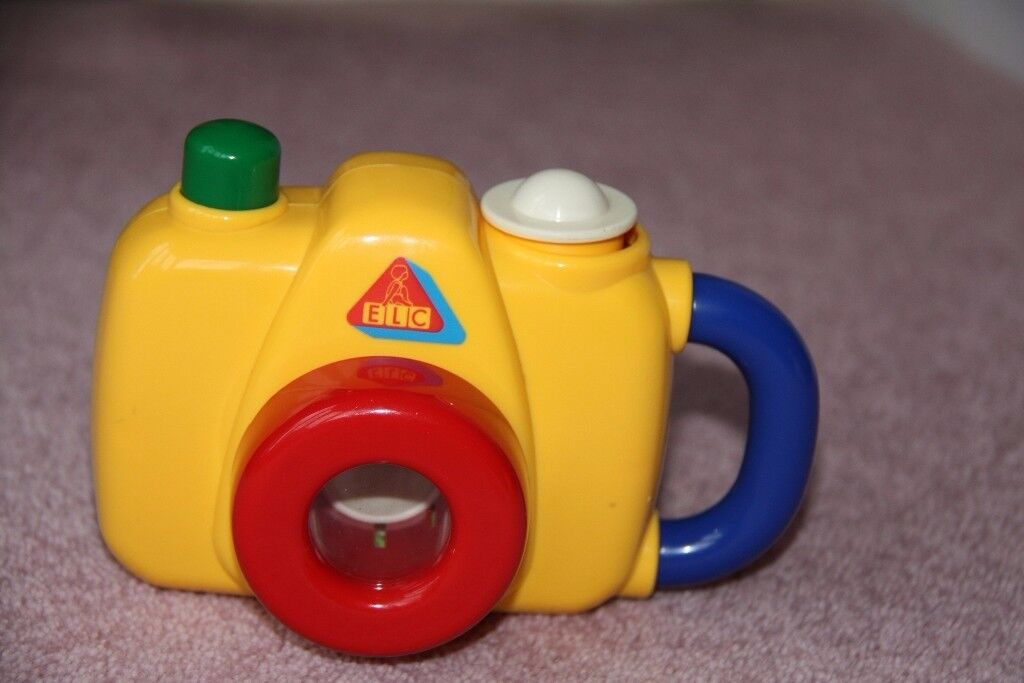 ELC - Play Camera - From Nanna's Toy Box