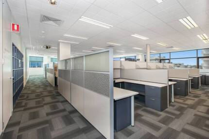 Co-working Space $363 p/m at Newstead Gasworks