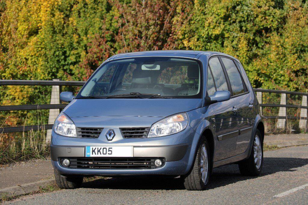 Renault Scenic Maxim 1.9 dCi 120 Diesel, millage 67,000, Ipod dock