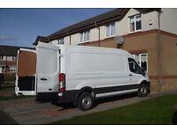 Van & man rapid rubbish uplifts from £20 beds sofas furniture asap