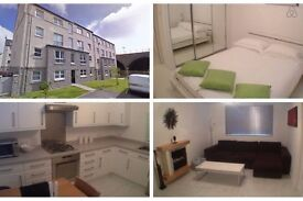 Modern Executive 2 bedroom flat in Devanha Mews, Ferryhill + private parking space