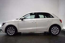 AUDI A1 1.6 SPORTBACK TDI SPORT 5d 103 BHP (white) 2014
