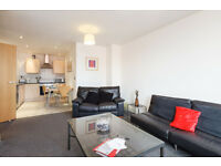 Short Stay Fully Furnished Serviced Apartment To Rent In Manchester City Centre M1, Free WIFI