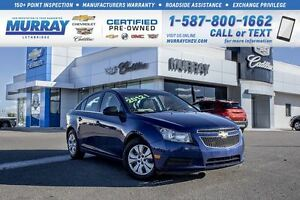2012 Chevrolet Cruze LS **Bluetooth! Power Locks! And much more!