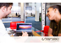 Meeting room hire - meeting, conference and training room - Co Work Hub, North Acton, West London