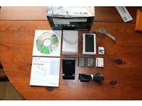 Fugifilm Finepix Z90 digital camera bundle,14.2 megapixel camera 720p hd video recording.