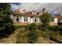 Beautiful five bedroom detached house with fine views to the Pentland Hills - Old Kirk Road