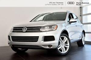 2013 Volkswagen Touareg 3.0 TDI COMFORTLINE CUIR+NAVIGATION !