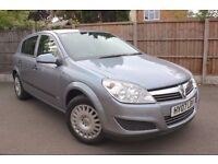 2007 Vauxhall Astra 1.8i A/C - AUTOMATIC - Low Mileage - Full Service History - 12 Months MOT