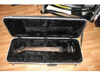 LTD Model M-17 7 string electric guitar