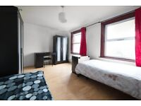 SUPER SPACIOUS ROOM TO RENT IN SUNNY **WHITECHAPEL** - ZONE 2 - AVAILABLE FROM TODAY - CALL ME NOW