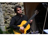 Classical Guitar Teacher - Guitar Lessons - Guitar Tutor,(Kianush Robeson BMus Hons) Watford £30 p.h