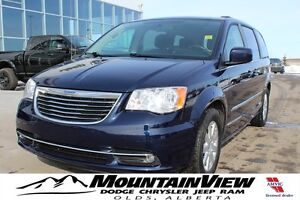 2014 Chrysler Town & Country Touring POWER DOORS!