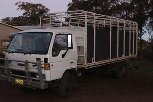 Livestock Truck Black Mountain Armidale City Preview