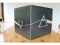 Dark side of the moon. Pink Floyd. 12 inch vinyal record.