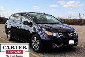 2014 Honda Odyssey Touring + LOW KMS! + CERTIFIED WARRANTY 6YR/1