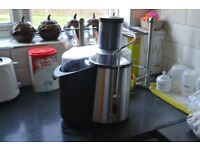 Peichen juicer (2 modes) used, cheap