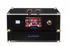 Audio Valve Conductor Fully Balanced tube preamp
