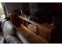 Tv Stand solid Pine