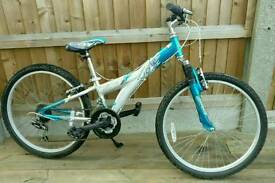 Coyote Chill Out kids girls child mountain bike
