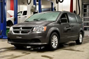 2017 Dodge Grand Caravan SXT PLUS * STOW'N GO * BLUETOOTH * DÉMA