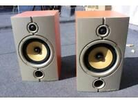 Wharfedale diamond 8.2 stereo 100W speakers.