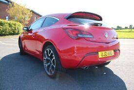 "Vauxhall Astra GTC 2.0 CDTI SRI Rare Full VXR Styling Kit & 20"" Alloys"