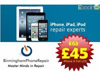 Apple iPhone & iPad Repair Service Whilst You wait Service 4 4S 5 5C 5S 6 6+ 6s iPad 2 3 4 Mini Air